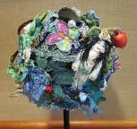 "Elaine Glassman ""Eve in the Garden of Eden"""