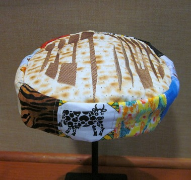 """Marilyn Levy""""A Kippah for Moses -The Ten Plagues of Exodus"""""""