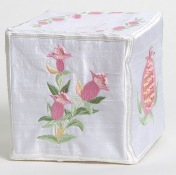 "Marilyn Levy ""Silk Pomegranate Box"""