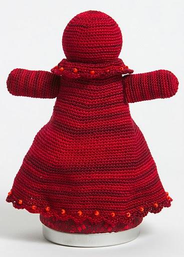 "Ruth Smith ""Tzedakah Doll"""