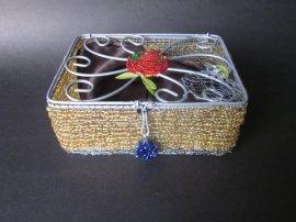Bruria Cooperman Kippot/Bencher Box