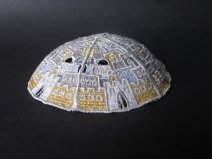 Marilyn Levy Lace Jerusalem Kippah