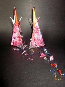 Arlette Schulman Shabbat Candles