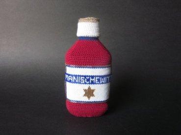 Ruth Smith Manischevitz Wine Bottle