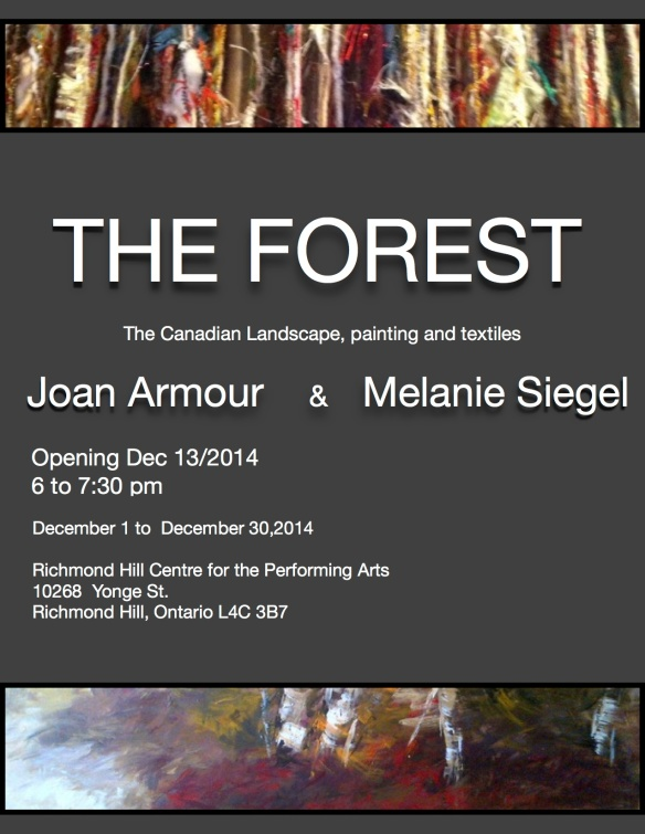 the forest melanie