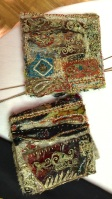Melanie Siegel - beaded book samples