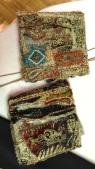 Melanie Siegel - beaded book samples