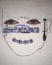 Reesa Wasser - self-portrait as musician