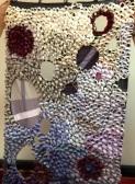 Susan Avishai - wall-hanging detail