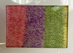Chromatic knit