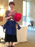 Paddington Bear Purim costume